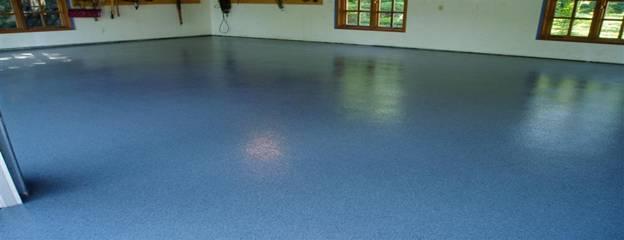 Baillie Industries Concrete Polishing Resurfacing